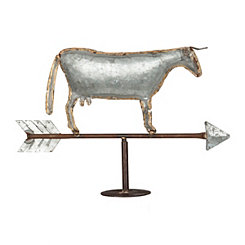 Cow Tabletop Weathervane