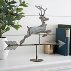 Deer Tabletop Weathervane