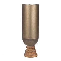 Cylinder Metal Vase