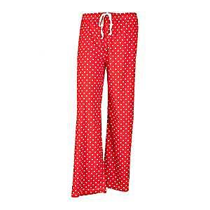Plush Flannel Pajama Pants
