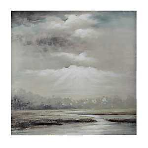 Cloudswept Canvas Art Print
