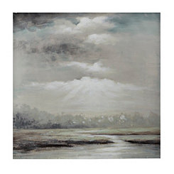 Cloudswept Canvas Art Print