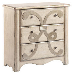 Alma 3-Drawer Chest
