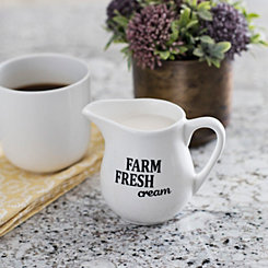 Farm Fresh Cream Creamer