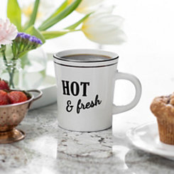 Hot and Fresh Mug