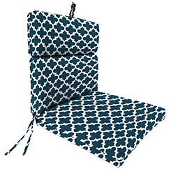 Fulton Oxford Outdoor Chaise Lounge Cushion