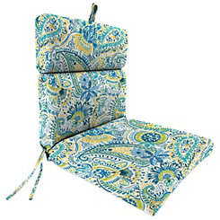 Gilford Baltic Outdoor Chaise Lounge Cushion