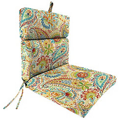 Gilford Festival Outdoor Chaise Lounge Cushion