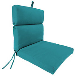 Turquoise Universal Chaise Cushion