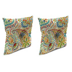 Gilford Festival 16 in. Outdoor Pillows, Set of 2