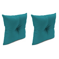 Davinci Lagoon 16 in. Outdoor Pillows, Set of 2