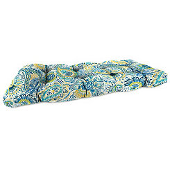 Gilford Baltic Outdoor Settee Cushion, 46 in.