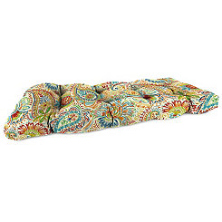 Gilford Festival Outdoor Settee Cushion, 46 in.