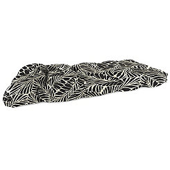 Malkus Ebony Outdoor Settee Cushion, 46 in.
