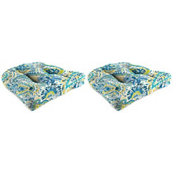 Gilford Baltic 18 in. Outdoor Cushions, Set of 2