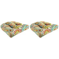 Gilford Festival 18 in. Outdoor Cushions, Set of 2