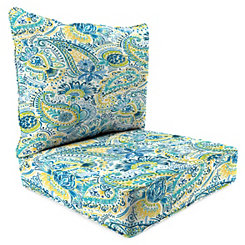 Gilford Baltic 2-pc. Outdoor Chair Cushion Set