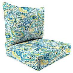 Gilford Baltic 2-pc. Outdoor Chair Cushion Set