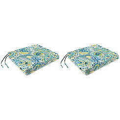 Gilford Baltic Outdoor Chair Pads, Set of 2