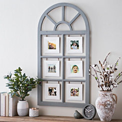 Overton Arch Windowpane Collage Frame