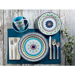Marrakesh 16-pc. Dinnerware Set