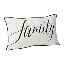 Family Accent Pillow
