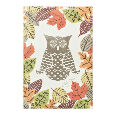 Fall Owl Sachet