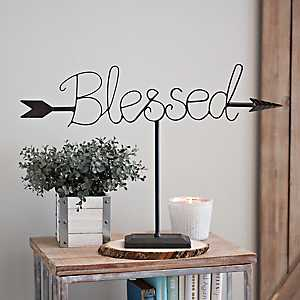 Blessed Arrow Finial