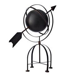 Industrial Armillary Globe