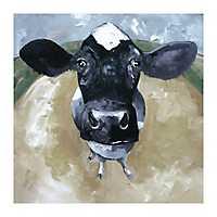 A Cow Tale Canvas Art Print