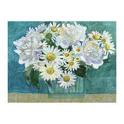 Daisy Mix Canvas Art Print