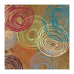 Whirl Canvas Art Print