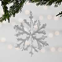 3D Snowflake Ornament