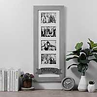 Family Galvanized Banner Collage Frame