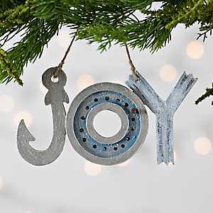 Coastal Joy Ornament