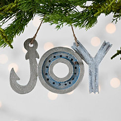 Coastal Joy Ornament