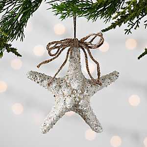 Sand Starfish Ornament