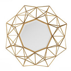 Kivanna Decorative Wall Mirror
