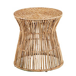 Holly and Martin Woven Accent Table