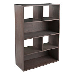 Vivian Burnt Oak Shelf