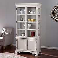 Sandra Leigh Curio Cabinet
