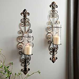 Della Corte Sconces, Set of 2