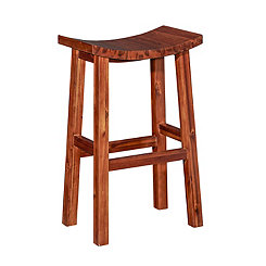 Carmen Saddle Bar Stool