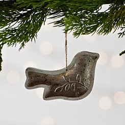 Wooden Bird Ornament