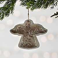Wooden Angel Ornament