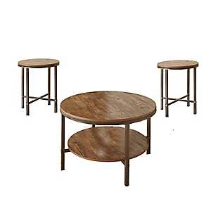 Serrano Table Set, Set of 3