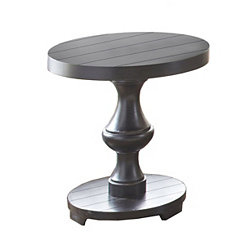 Prescott Round End Table