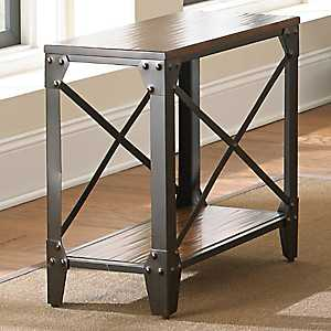 Brimfield Chairside End Table