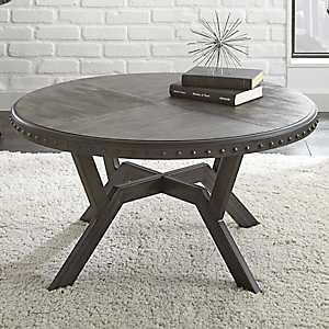 Calvert Round Coffee Table