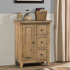 Tuscan Natural Three Drawer Cabinet